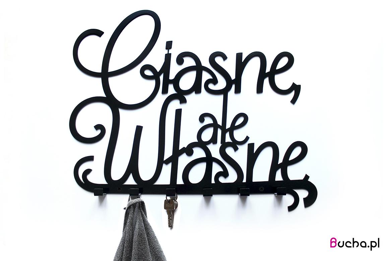 wieszak_Ciasne_ale_własne_bucha