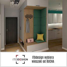 Wieszak Heksatribus wybrany przez projektantów ITOdesign!